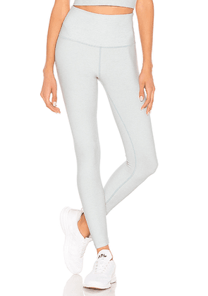 Beyond Yoga Spacedye Caught In The Midi High Waisted Legging in Sage. Size S.