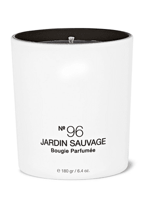 Marie-Stella-Maris - Jardin Sauvage Scented Candle, 180g - White