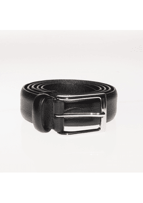 Andersons Leather Belt - Black