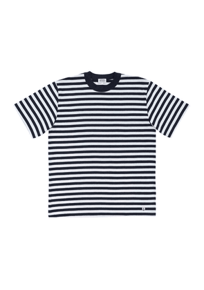 Armor-Lux Heritage T-Shirt - Navy/White
