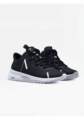 Axionn PWR55 Midnight White Sneakers