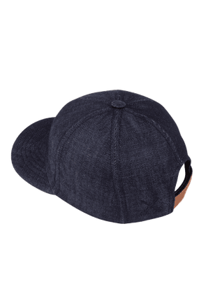 Béton Ciré Denim City Cap