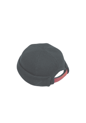 Béton Ciré Knitted Miki Brittany Sailors Hat Grey