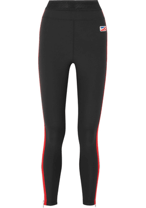 e7670b21c91243 Nike | Power Pocket Lux Mesh-panelled Dri-fit Stretch Leggings ...