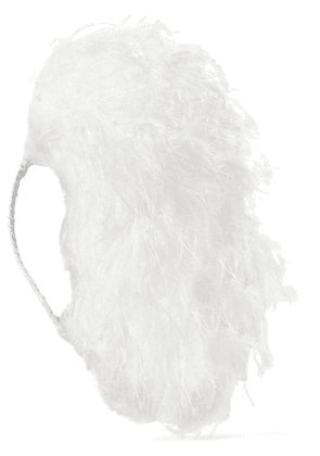 Gigi Burris - Adrianne Feather Headband - White