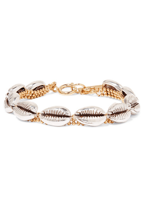 Isabel Marant - New Pool Silver And Gold-tone Bracelet - one size