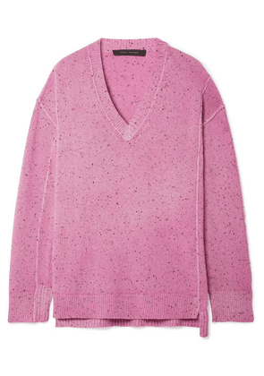 Marc Jacobs - Oversized Cashmere Sweater - Pink