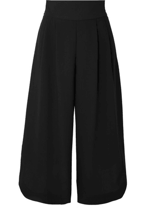 See By Chloé - Crepe Culottes - Black