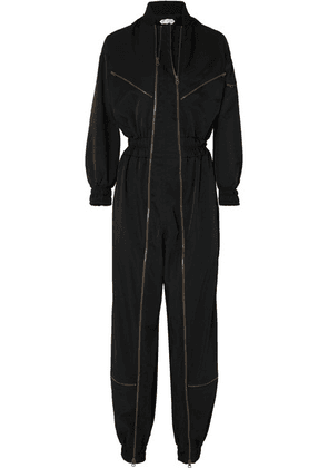 TRE by Natalie Ratabesi - The Storm Twill Jumpsuit - Black
