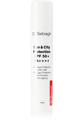 Dr Sebagh - Sun & City Protection Spf50, 50ml - one size