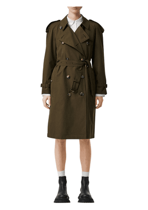 Westminster Cotton Canvas Trench Coat