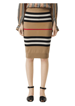f74052ee6 Burberry Skirts | Shop Online | MILANSTYLE.COM