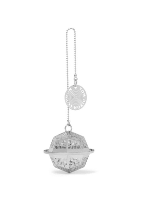 Tom Dixon - Etch The Clipper Stainless Steel Tea Strainer - Silver