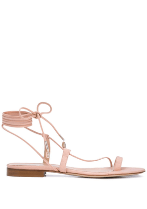 Brother Vellies Selma sandals - Pink