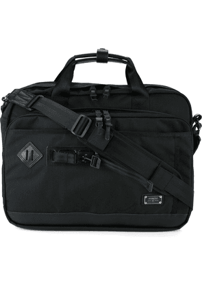 As2ov small Ballistic nylon business bag - Black