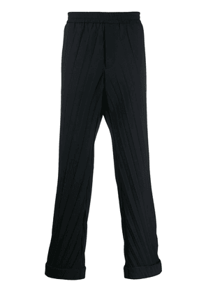 Valentino pleated trousers - Black