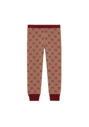 Children's GG wool legging