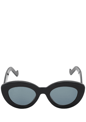 Butterfly Black Acetate Sunglasses