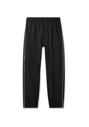 McQ Alexander McQueen - Tapered Shell Track Pants - Black