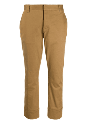 Dsquared2 cropped trousers - Brown