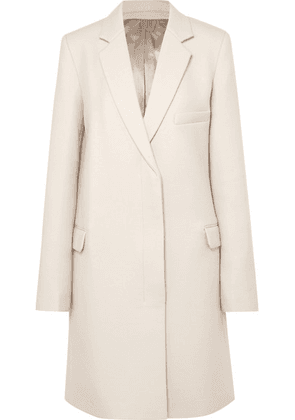 Helmut Lang - Wool Coat - Cream