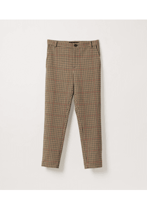 Boy Trousers Peasant Check