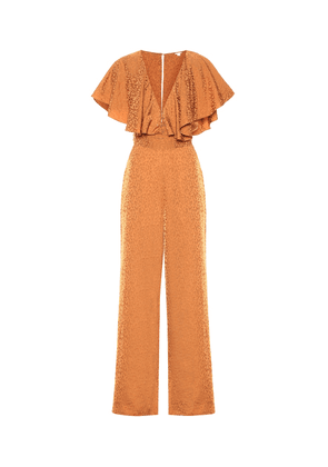 Poetry In Motion jacquard jumpsuit