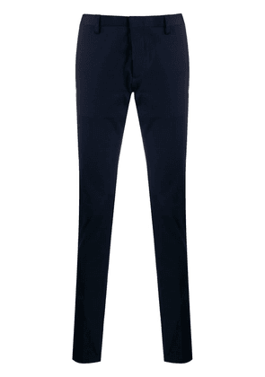 Dsquared2 slim-fit tailored trousers - Blue