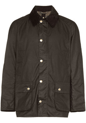 Barbour Ashby wax jacket - Brown