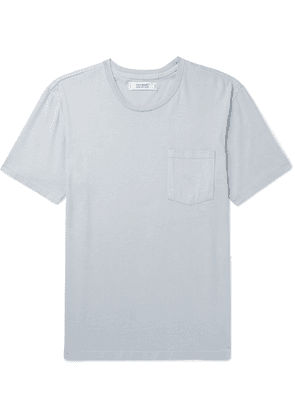 Freemans Sporting Club - Cotton-jersey T-shirt - Light gray