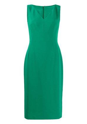 Dolce & Gabbana V-neck dress - Green