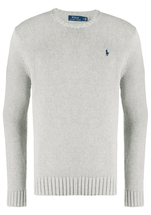 Polo Ralph Lauren ribbed knit jumper - Grey