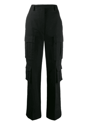 Prada side pocket cargo trousers - Black