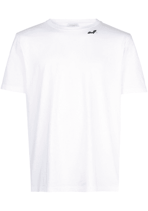 Saint Laurent printed T-shirt - White