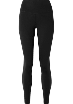 Nike - Power Legendary Dri-fit Stretch Leggings - Black