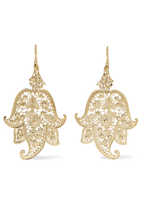 Etro - Gold-tone Earrings - one size