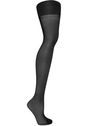 Spanx - Firm Believer High-rise 20 Denier Shaping Tights - Black