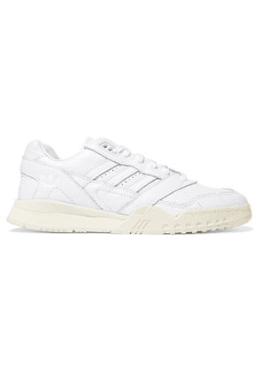 adidas Originals - A.r. Trainer Leather Sneakers - White