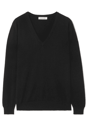 &Daughter - Bray Cashmere Sweater - Black