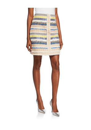 Julietta Textured Multi Skirt