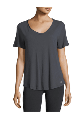 Playa Scoop-Neck Tee