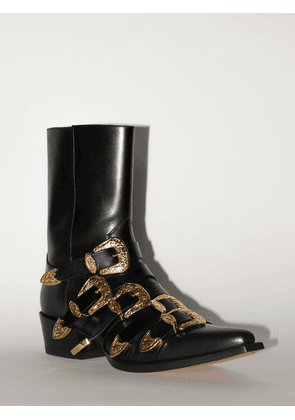 Lvr Exclusive Leather Boots