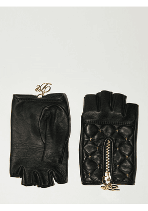 Lvr Exclusive Fingerless Leather Gloves