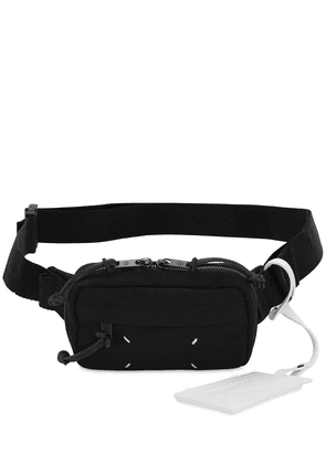 Logo Tag Mini Techno Belt Bag