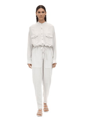 Jaya Desert Cotton Jumpsuit