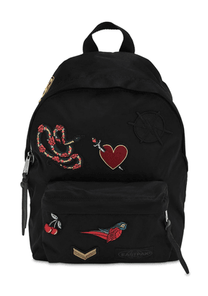 10l Orbit Patches Nylon Backpack