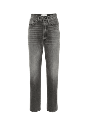 Judy high-rise cropped jeans