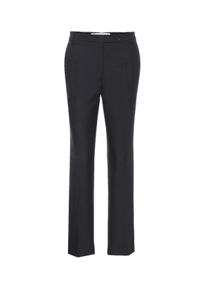 Venice cropped mid-rise pants