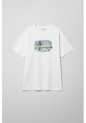 Frank Fish & Chips T-Shirt - White