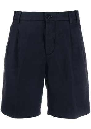 Aspesi classic tailored shorts - Blue